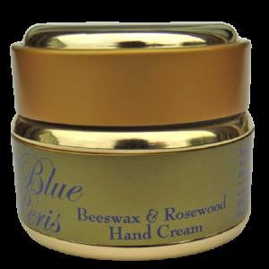 Blue-Peris Rosewood hand cream
