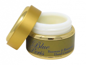beeswax and Rosewood hand cream