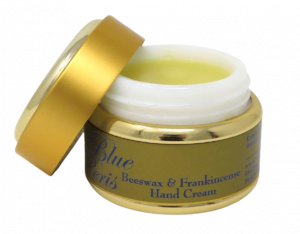 beeswax and frankincense hand cream